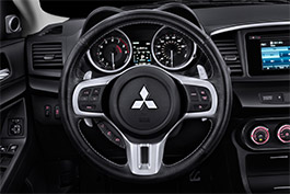 2015 Lancer Evolution Cockpit