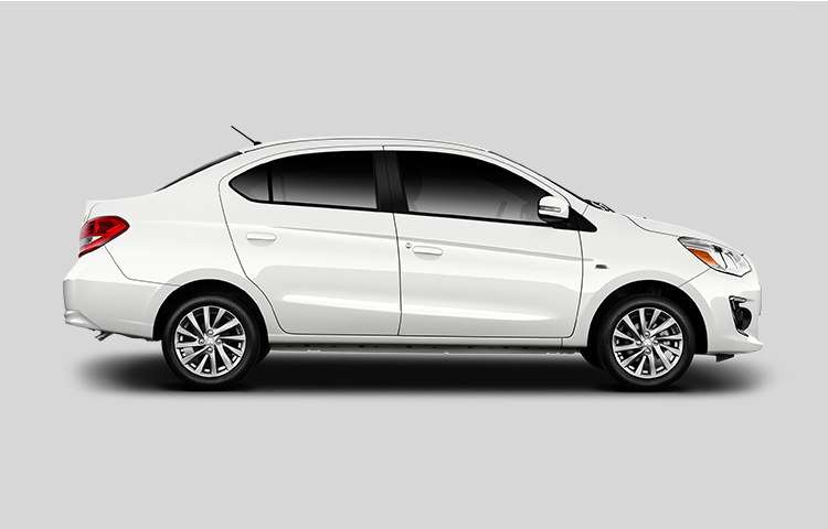 2017 Mitsubishi Mirage G4 RISE body construction high impact collision safety feature