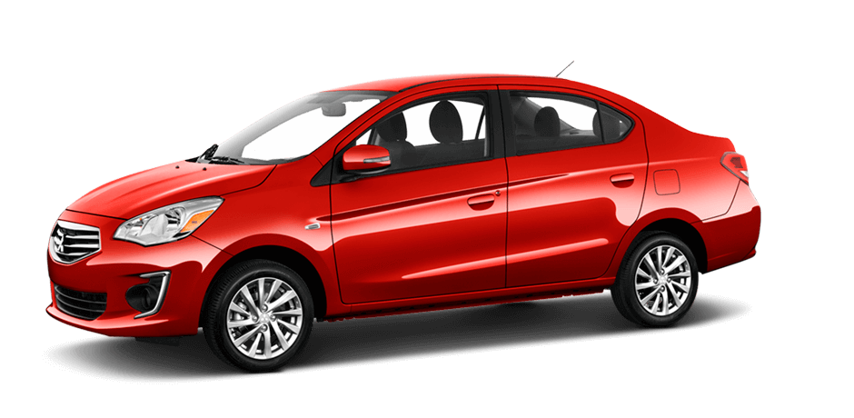 Infrared 2017 Mitsubishi Mirage G4 Exterior 360 View
