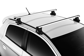 roof rack kit for 2017 Mitsubishi Mirage