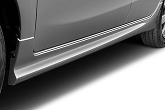 Side Sill Extensions