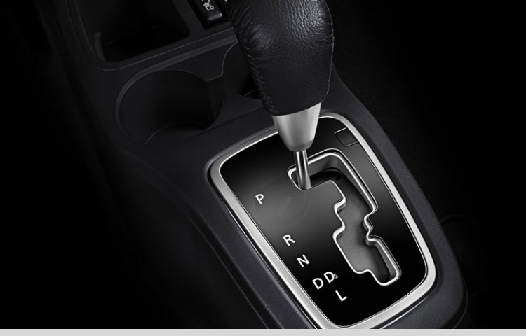 Continuously Variable Transmission shifter for enhanced performance in 2017 Mitsubishi Mirage