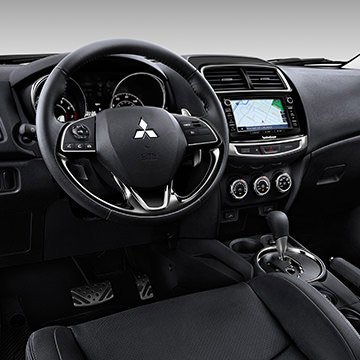 Upgrade to SE or GT for a fully-integrated touchscreen audio system with HD and satellite radio, navigation and more.