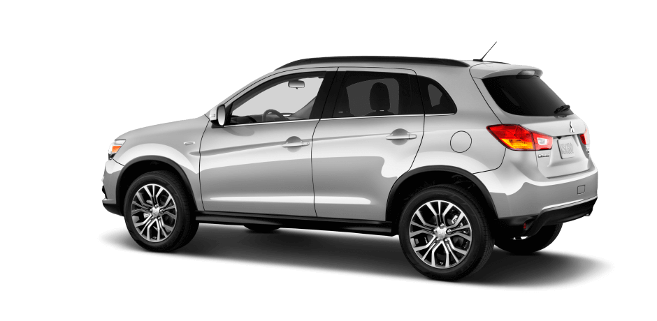 Cool-silver 2016 Mitsubishi Outlander Sport Exterior 360 View