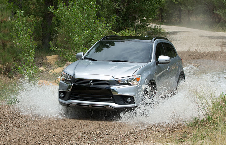 All-Wheel Control is available on every trim of Outlander Sport, so you can get out and explore more.