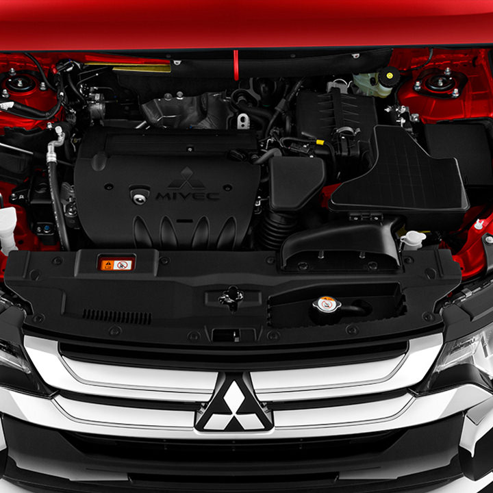 image of 2016 Mitsubishi Outlander engine MIVEC SOHC engine