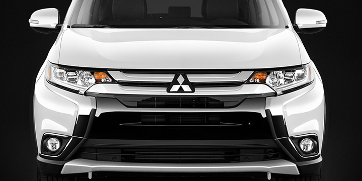 Meet the bold new face of the 2016 Outlander.