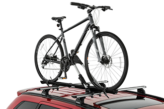 upright bike mount accessory 2017 Mitsubishi Outlander Crossover SUV