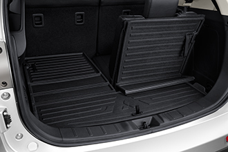 luggage tray for 2017 Mitsubishi Outlander SUV trunk