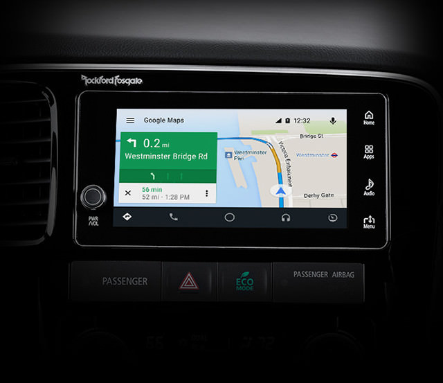 Outlander 2017 Android Navigation